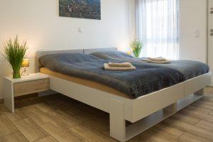 Doppel-/Zweibettzimmer im Gästehaus Bernstein
